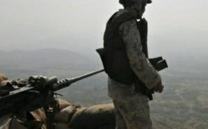 القوات السعودية تصد محاولة تسلل حوثية قبالة جازان