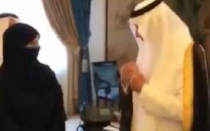 شاهد.. كيف مازح الأمير خالد الفيصل مجموعة من الصم
