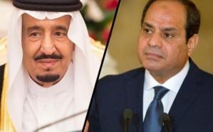 خادم الحرمين يهاتف السيسي: المملكة حريصة على أمن مصر