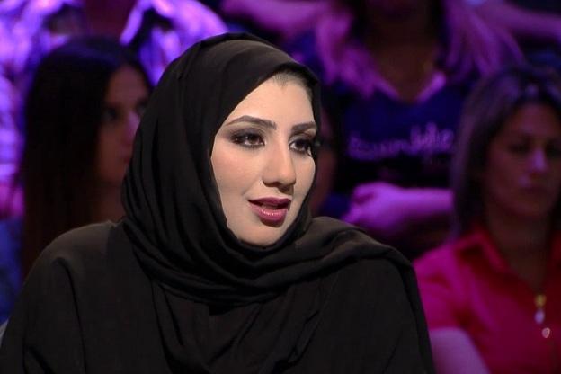 سارة العليوي مؤلفة صيف بارد